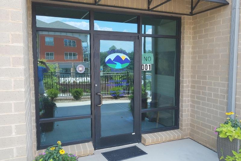 appalachian wellness center front entrance