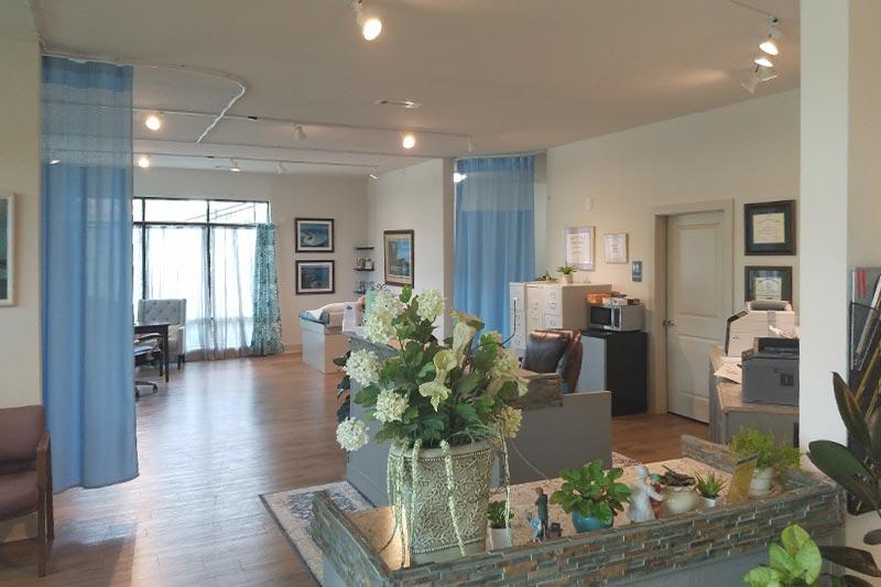 appalachian wellness center office layout
